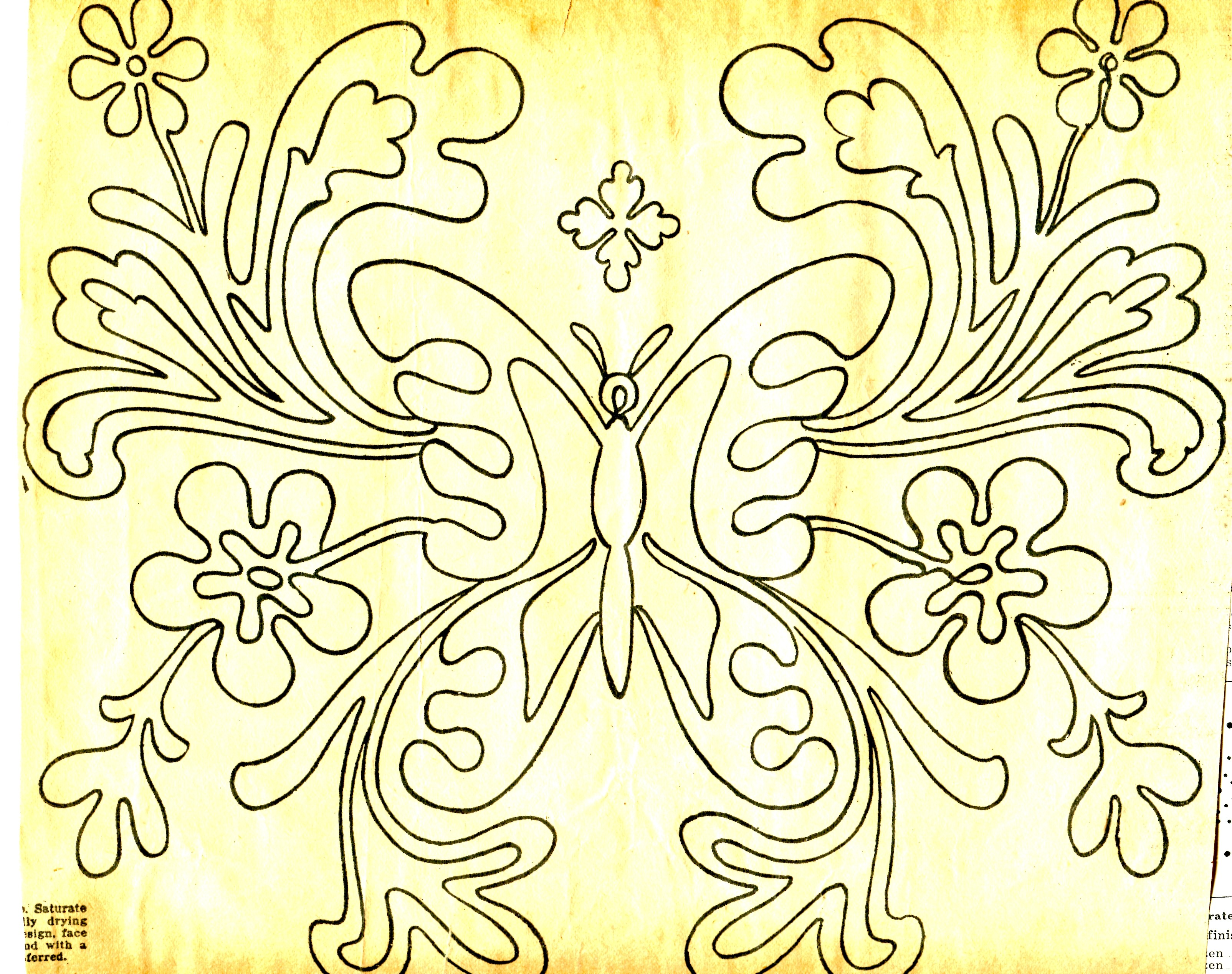 Butterfly patterns and designs for Pattern design ideas